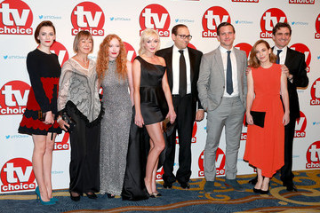 Victoria Yeates TV Choice Awards - Red Carpet Arrivals