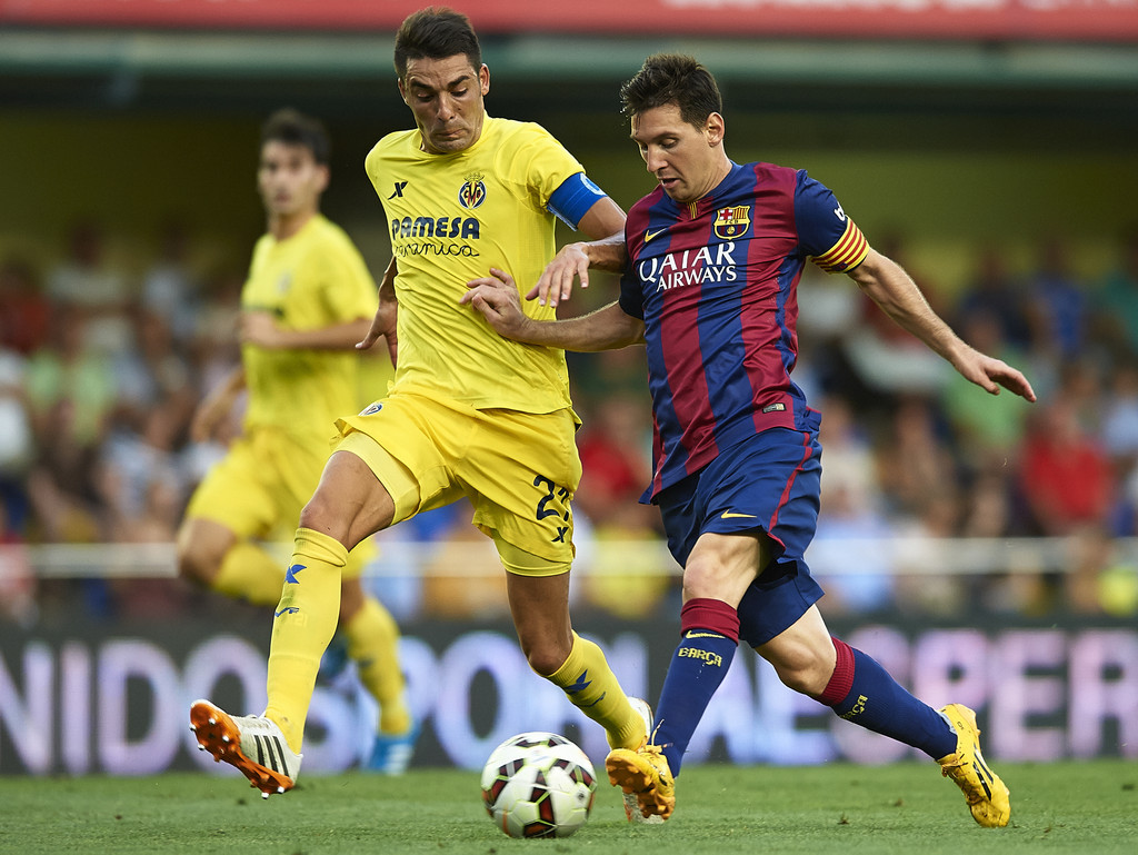 barcelona vs villarreal - photo #9