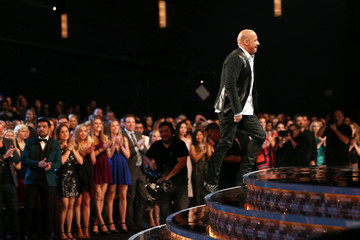 Vin Diesel People's Choice Awards 2016 - Roaming Show