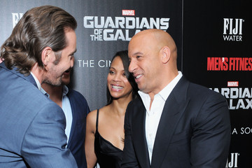 Vin Diesel 'Guardians of the Galaxy' Screening in NYC