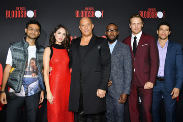 "Vin Diesel Premiere Of Sony Pictures' ""Bloodshot"" - Red Carpet"