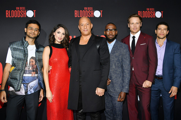 "Premiere Of Sony Pictures' ""Bloodshot"" - Red Carpet"
