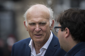 Vince Cable MPs Respond To Brexit Resignations