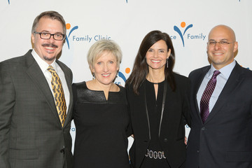 Vince Gilligan Venice Family Clinic's 35th Annual Silver Circle Gala - Red Carpet