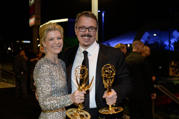 Vince Gilligan Stars at the Governors Ball in LA