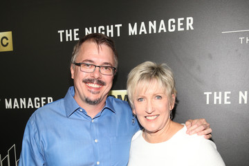 Vince Gilligan AMC's 'The Night Manager' Premiere and After Party