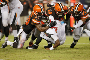 Vince Mayle Cleveland Browns v Tampa Bay Buccaneers