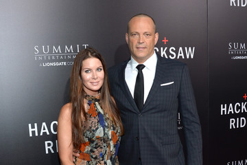 Vince Vaughn Kyla Weber Screening of Summit Entertainment's 'Hacksaw Ridge' - Arrivals