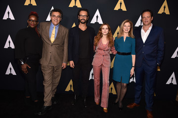 Vince Vaughn Academy Nicholl Fellowships in Screenwriting Awards Presentation and Live Read - Arrivals
