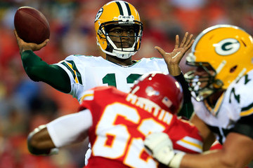 Vince Young Green Bay Packers v Kansas City Chiefs