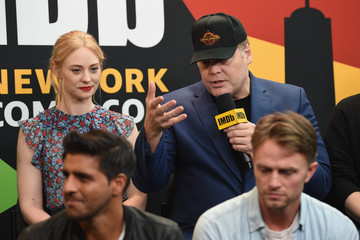 Vincent D'Onofrio IMDb At New York Comic Con – Day 2