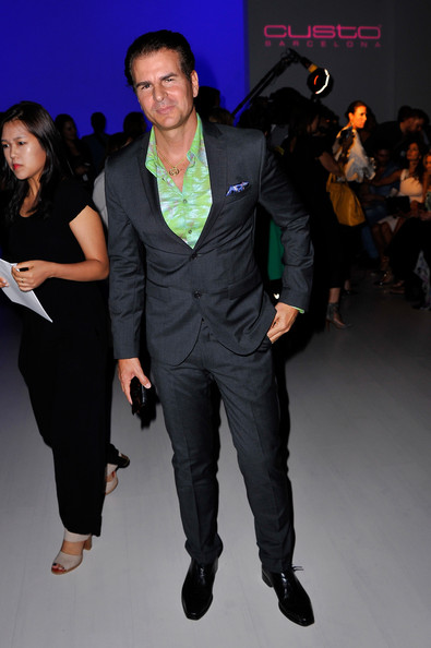 Custo Barcelona - Front Row - Mercedes-Benz Fashion Week Spring 2015
