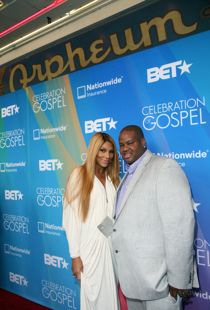 Vincent Herbert - Arrivals at the BET Celebration of Gospel 2013