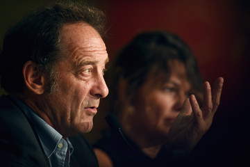 Vincent Lindon 'Rodin' Press Conference - The 70th Annual Cannes Film Festival