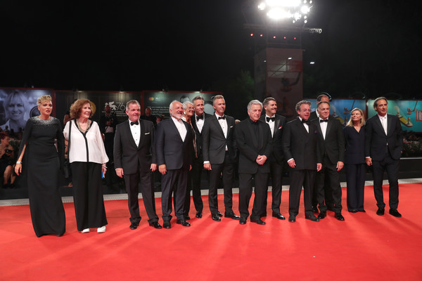 'Adults In The Room' Red Carpet Arrivals - The 76th Venice Film Festival
