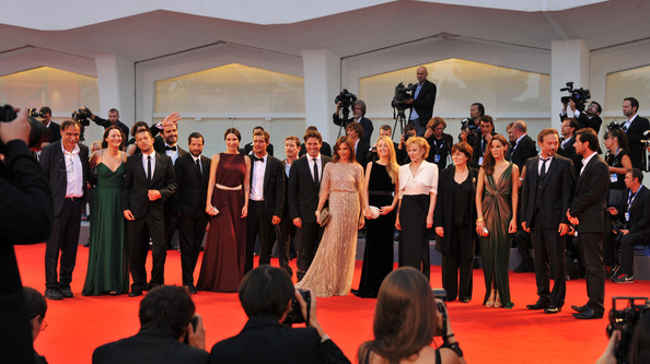 """Lines Of Wellington"" Premiere - The 69th Venice Film Festival"