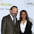 Vincent Perez Tribute To The Brothers Jean-Pierre Dardenne And Luc Dardenne At The 12th Film Festival Lumiere In Lyon