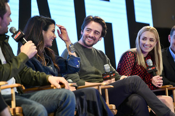 Vincent Piazza New York Comic Con 2018 -  Day 3