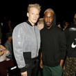 Vincent Smith Laquan Smith - Front Row - September 2019 - New York Fashion Week: The Shows