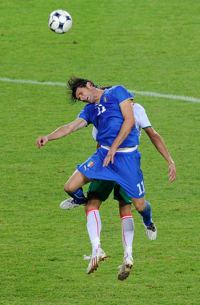 Italy v Bulgaria - FIFA 2010 World Cup Qualifier