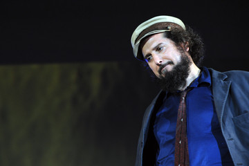 Vinicio Capossela Opening Ceremony at the 66th Locarno Film Festival