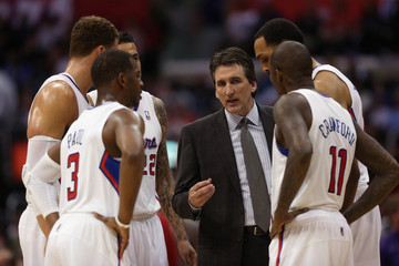 Vinny Del Negro Indiana Pacers v Los Angeles Clippers