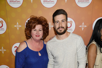 Vinny Guadagnino Mohegan Sun's 20th Anniversary Ballroom Red Carpet After Party