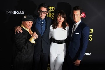 Vinny Paz Premiere of Open Road Films' 'Bleed for This' - Arrivals