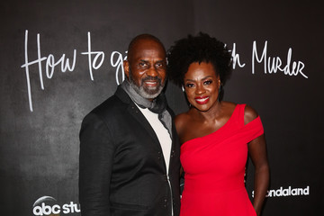 "Viola Davis Julius Tennon Premiere Of ABC's ""How To Get Away With Murder' Series Finale - Arrivals"