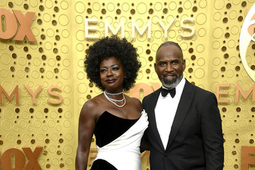 Viola Davis Julius Tennon 71st Emmy Awards - Arrivals
