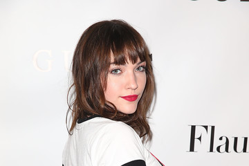 Violett Beane Flaunt And Guess Celebrate The Alternative Facts Issue Hosted By Joe Jonas And DNCE