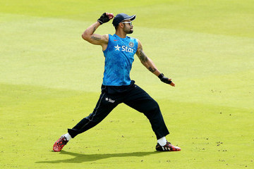 Virat Kohli England and India Nets Sessions