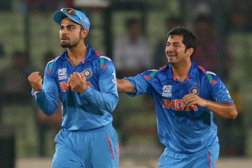 Virat Kohli India v Australia - ICC World Twenty20 Bangladesh 2014