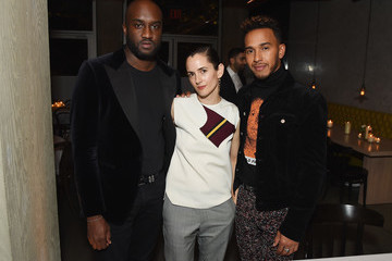 Virgil Abloh The Business of Fashion Celebrates the #BoF500 at Public Hotel New York - Inside