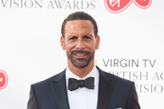 Rio Ferdinand attends the Virgin TV British Academy Television Awards at The Royal Festival Hall on May 13, 2018 in London, England.