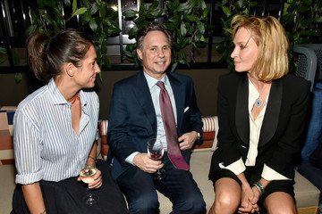 Virginia Cademartori DuJour and Jason Binn Celebrate Fall Cover Star Uma Thurman at The Magic Hour at Moxy Times Square