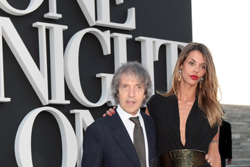 Virginie Marsan Celebs Attend 'One Night Only' in Rome