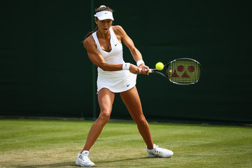 Vitalia Diatchenko Day One: The Championships - Wimbledon 2015