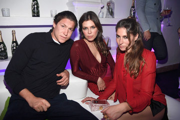Vito Schnabel L'Eden By Perrier-Jouet Cocktail Party With Derek Blasberg