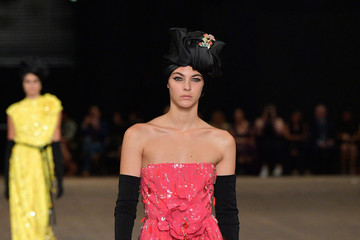 Vittoria Ceretti Marc Jacobs SS18 Collection - Runway