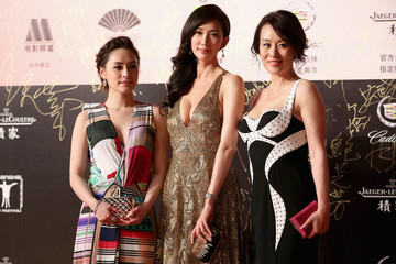 Vivian Wu 17th Shanghai International Film Festival - Red Carpet & Opening Ceremony