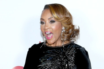 Vivica A. Fox Live Show & Holiday Party For 'Vivica's Black Magic'