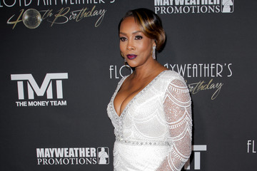 Vivica A. Fox Floyd Mayweather's 40th Birthday Celebration - Arrivals