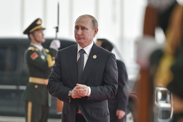 Vladimir Putin 2016 G20 State Leaders Hangzhou Summit