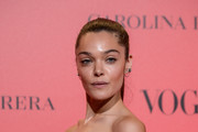Ana Rujas attends Vogue 30th Anniversary Party at Casa Velazquez on July 12, 2018 in Madrid, Spain.