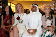 Eva Herzigova and Franca Sozzani Photos Photo