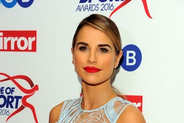 Vogue Williams Daily Mirror Pride of Sport Awards - Arrivals