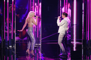 Zara Larsson and Benjamin Dolic Photos Photo