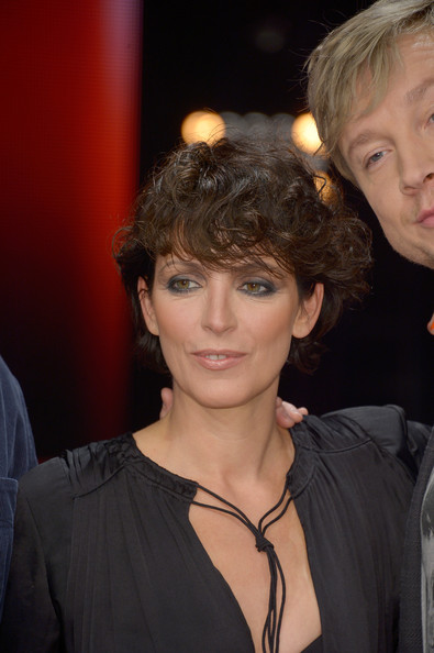 nena in the voice of germany jury photocall zimbio. Black Bedroom Furniture Sets. Home Design Ideas