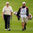 Colin Montgomerie and Jason Hempelman